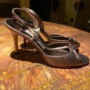Manola Blahnik sandals